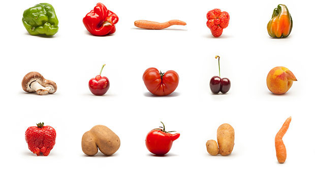 Foto: ugly fruits